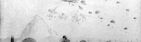 2 Para in Tunisia, 1942