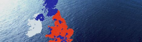 The Disunited Kingdom, June 2016