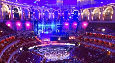 The Proms embrace the brotherhood of man, 2016