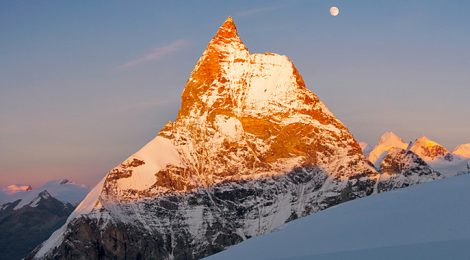 The Second Ascent of the Matterhorn