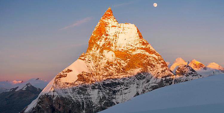 The Second Ascent of the Matterhorn