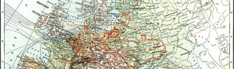Strange mistakes in European history and geography 1/4: The map of Europe