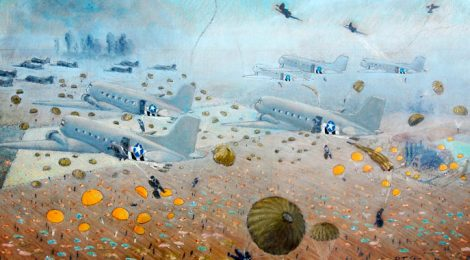 Peter Stainforth talks about his war days