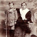 David&GeorgieStainforth1905