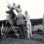 G before first flight of the Courier (1)